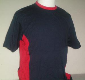 T-shirt blå&röd 1887