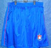 Träningsshorts, Blå med ÖIS-emblem