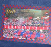 Vykort Tifo 2002 (alt 2) 150*210 mm