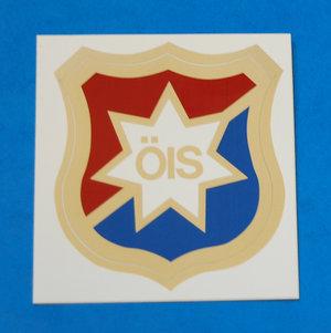 Klistermärke, ÖIS emblem (1 st)