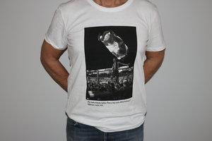 T-shirt vit, Jakob Lindström